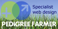 Pedigree Farmer Specialist Web Design